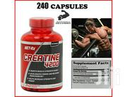 Met-Rx Creatine 4200 Supplement, Post Workout, 240 Capsules | Vitamins & Supplements for sale in Greater Accra, Ga West Municipal