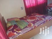 Double Size Bed With Ash Foam Mattress | Furniture for sale in Greater Accra, Adenta Municipal
