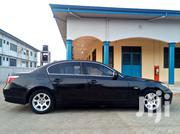 BMW 525i 2007 Black   Cars for sale in Greater Accra, Burma Camp