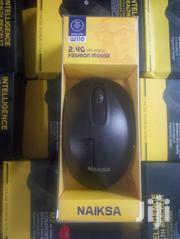 Naiksa Wireless Mouse | Computer Accessories  for sale in Greater Accra, Accra Metropolitan
