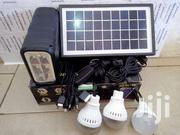 Solar Chargeable Light - Rechargeable Torch - Solar Panel - Bulb -USB | Solar Energy for sale in Greater Accra, Akweteyman