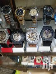 Automatic Hublot Leather | Watches for sale in Ashanti, Kumasi Metropolitan