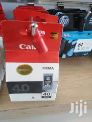 CANON 40 Black Ink Cartridges | Computer Accessories  for sale in Greater Accra, Asylum Down