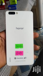 Huawei Honor 6 Plus 32 GB White   Mobile Phones for sale in Central Region, Assin South