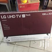 LG 43 Inches Uhd 4K Smart Satellite LED TV | TV & DVD Equipment for sale in Greater Accra, Accra new Town