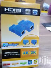 Hdmi Extender Over Cat6 30 Meters | Measuring & Layout Tools for sale in Greater Accra, Dzorwulu