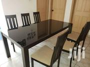 6 Str Glass Top Dining Tabl | Furniture for sale in Greater Accra, East Legon