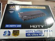 8 Port Hdmi Splitter 4k | Computer Accessories  for sale in Greater Accra, Dzorwulu