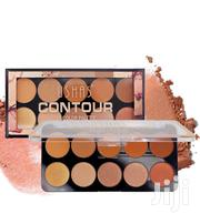 Ushas Highlighting and Contouring Kit   Makeup for sale in Greater Accra, Abelemkpe