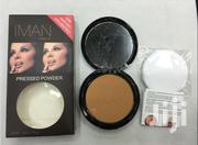 Iman Pressed Powder | Makeup for sale in Greater Accra, Accra Metropolitan