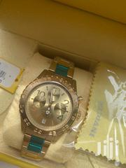 Gold Invicta Watch   Watches for sale in Greater Accra, East Legon