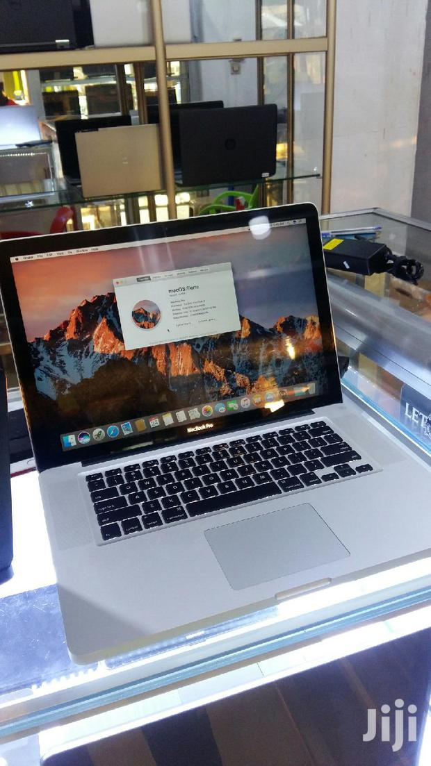 Archive: Laptop Apple MacBook Pro 6GB Intel Core i5 HDD 500GB