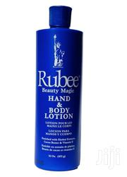 Rubee Beauty Hand and Body Lotion | Skin Care for sale in Greater Accra, Accra Metropolitan