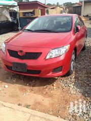 Toyota Corolla 2009 1.4 Advanced Red | Cars for sale in Greater Accra, North Ridge