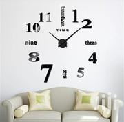 3D Effect Decorative Wall Clock | Home Accessories for sale in Greater Accra, Alajo