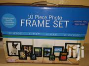 10-Piece Black Photo Frame Set | Home Accessories for sale in Greater Accra, Tesano