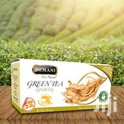 Hemani Ginseng Green Tea   Vitamins & Supplements for sale in Greater Accra, Ga West Municipal