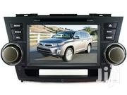 TOYOTA HIGHLANDER 2008 To 2012 DVD | Vehicle Parts & Accessories for sale in Greater Accra, New Abossey Okai