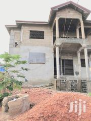 Selling 75% Complete 8 Bedrooms House on 2 Plots of Land Aplaku Kasoa | Houses & Apartments For Sale for sale in Central Region, Awutu-Senya