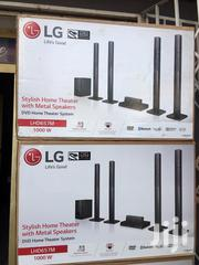 Brand New LG 1000W Bt DVD Home Theatre Set | Audio & Music Equipment for sale in Greater Accra, Accra new Town