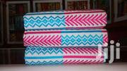 Hot Pink N Sea Blue Kente Clot | Clothing for sale in Greater Accra, Labadi-Aborm