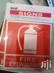 Fire Extinguisher Signage | Safety Equipment for sale in Greater Accra, Accra Metropolitan