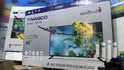 Nasco Fhd Digital Satellite LED TV Slim 43 Inches | TV & DVD Equipment for sale in Greater Accra, Accra Metropolitan