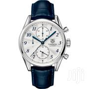Blue Leather Tag Heuer | Watches for sale in Greater Accra, Airport Residential Area