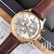 Brown Hugo Boss Watch   Watches for sale in Greater Accra, Airport Residential Area