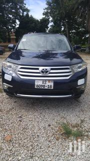 Toyota Highlander 2013 2.7L 2WD Blue | Cars for sale in Ashanti, Kumasi Metropolitan