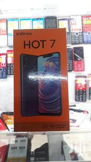 New Infinix Hot 7 16 GB Black | Mobile Phones for sale in Greater Accra, East Legon (Okponglo)