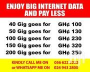 BIG INTERNET Data For Sale | Clothing Accessories for sale in Greater Accra, Odorkor