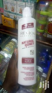 Revlon Realistic Natural Honey Lotion | Skin Care for sale in Greater Accra, Accra Metropolitan