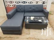 Three in One Stuffing Chair With Original Material and Strong Wood | Furniture for sale in Greater Accra, Abelemkpe