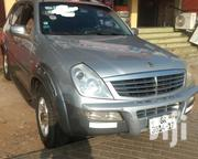 SsangYong Rexton 2002 Silver | Cars for sale in Greater Accra, Achimota