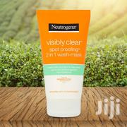 Neutrogena Visibly Clear® Spot Proofing 2 in 1 Wash-Mask – 150ml   Skin Care for sale in Greater Accra, Ga West Municipal