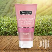 Neutrogena Visibly Clear® Pink Grapefruit Daily Scrub – 150ml   Skin Care for sale in Greater Accra, Ga West Municipal