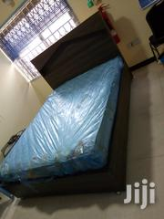Double Bed With Matress | Furniture for sale in Greater Accra, Kokomlemle