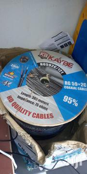 Coaxial Cable,RG59+ Power | Electrical Equipments for sale in Greater Accra, Ashaiman Municipal