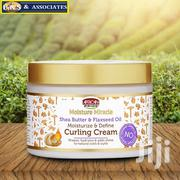 African Pride Moisture Miracle Shea Butter Flaxseed Oil Curling Cream | Hair Beauty for sale in Greater Accra, Ga West Municipal