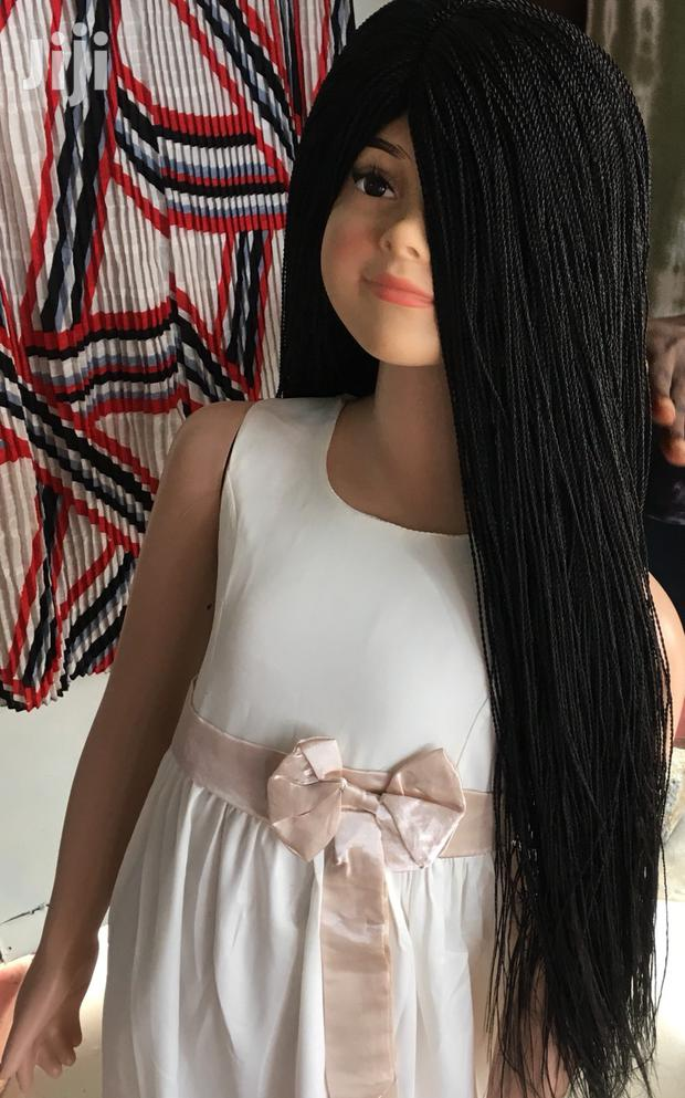 Archive: Braided Wig