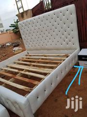 Bed With Bedsides Available | Furniture for sale in Greater Accra, Kotobabi