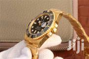 Gold Rolex Chain Watch | Jewelry for sale in Greater Accra, Airport Residential Area