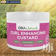 Obia Naturals Curl Enhancing Custard-12 Oz.   Hair Beauty for sale in Greater Accra, Ga West Municipal
