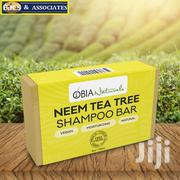 OBIA Naturals Neem Tea Tree Shampoo Bar – 4 Oz.   Hair Beauty for sale in Greater Accra, Ga West Municipal