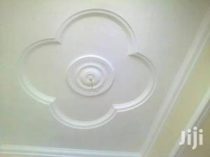 P O P Room Designing Plaster Board Ceiling Painting And