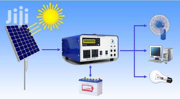 Archive: 100w Solar System With Pves300 Inverter