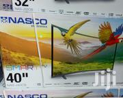 Nasco 40 Inches Curved Satellite Digital Led TV | TV & DVD Equipment for sale in Greater Accra, Asylum Down