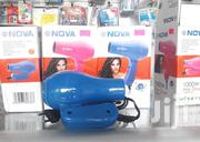 Nova NV-876 Portable Hair Dryer - Blue | Tools & Accessories for sale in Greater Accra, Korle Gonno