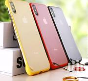 Transparent Borderless Case for iPhone Xsmax Xr Xs X 8plus 7plus 7 8 | Accessories for Mobile Phones & Tablets for sale in Greater Accra, Ga South Municipal